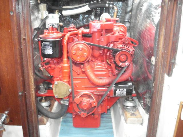 Beta 25 engine